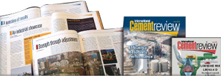 International Cement Review Magazine