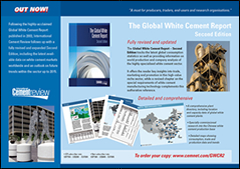 Global White Cement Report Brochure