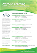 Cement Training Schedule 2016