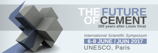 "Symposium ""The future of cement"""