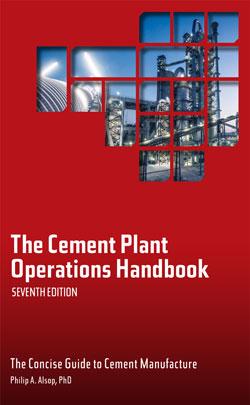 Plant handbook pdf operations cement
