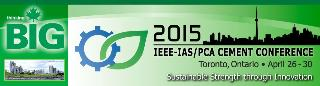 IEEE-IAS/PCA Cement Industry Technical Conference