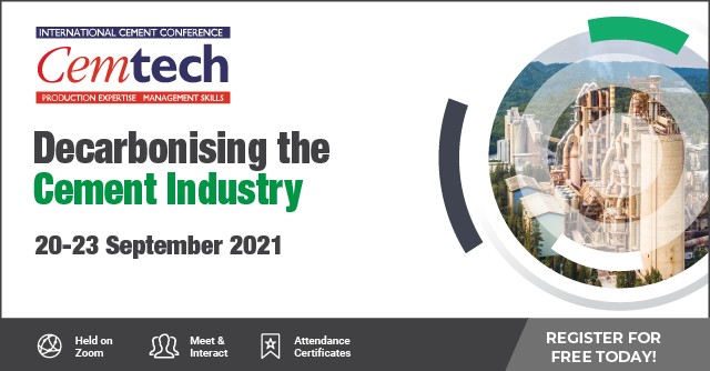 Cemtech Virtual Event: Decarbonising the cement industry