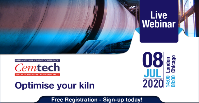 Optimise your kiln - Cemtech Live Webinar