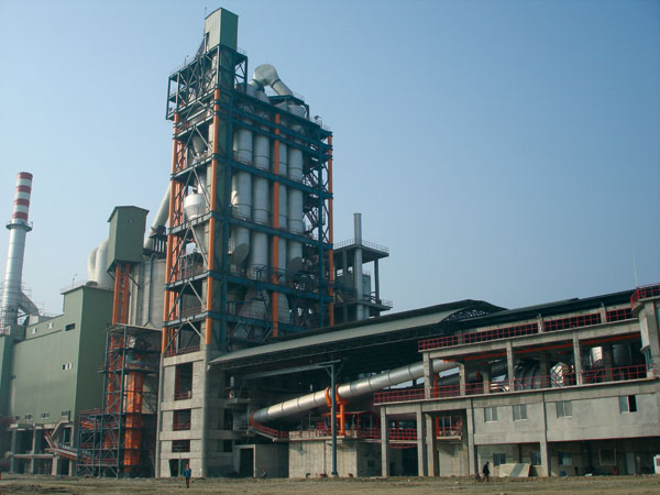 KHD supplies Asia Cement Co's Sichuan line 1