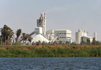New owners for El Minya white cement