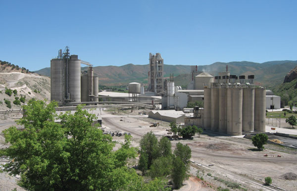 Utah Cement Plants : Passion for safety
