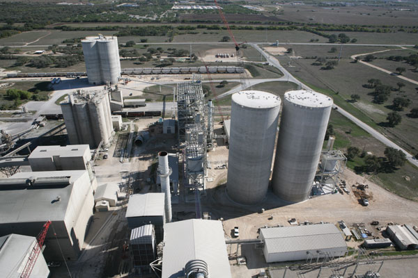 Cement Kilns In Texas : Hunter s new horizon