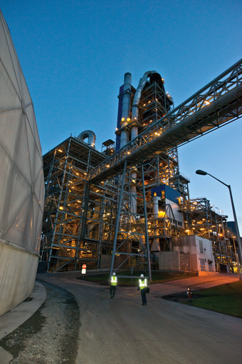 US cement facilities continue to be modernised