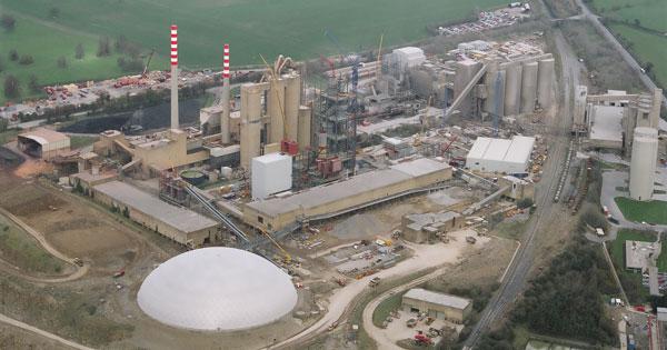Cement Kilns In Texas : Speedy storage