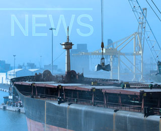 Handy and capesize markets soften while panamax continues climb