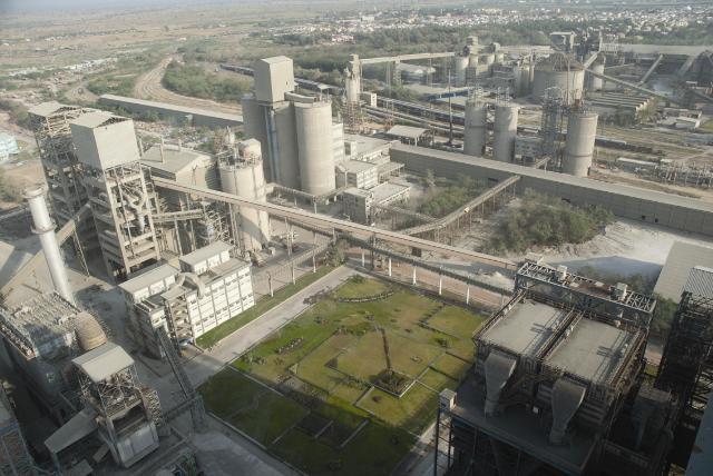 World S Largest Cement Plant : Acc s mega kiln line project