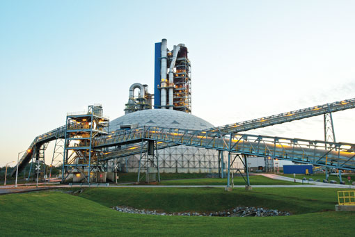ICR features the Essroc Martinsburg plant in its April 2014 issue