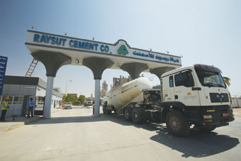 Raysut Cement targets international expansion