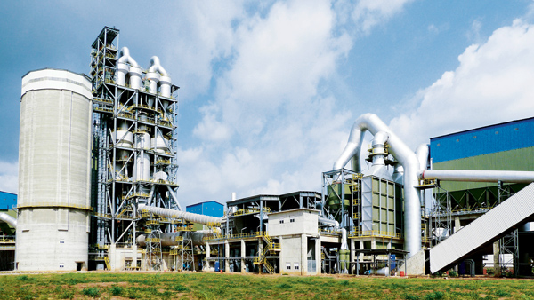 Cement Plant Grinding : Heidelbergcement inaugurates scantogo clinker plant togo