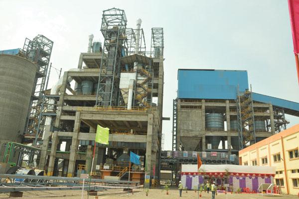 Chittorgarh Birla Cement Works : Grinding for western india